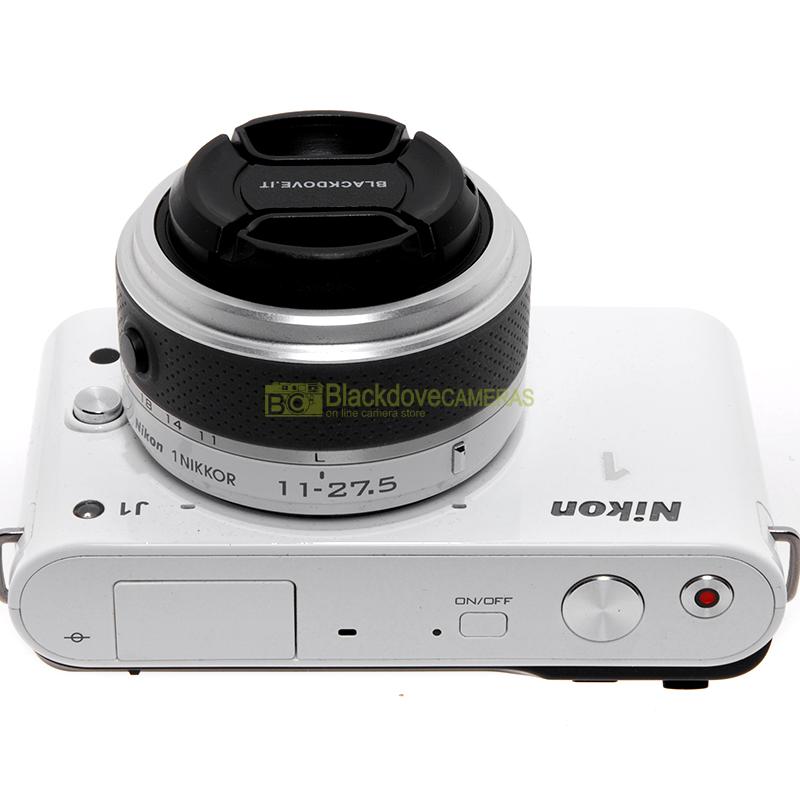 Fotocamera Nikon 1 J1 white