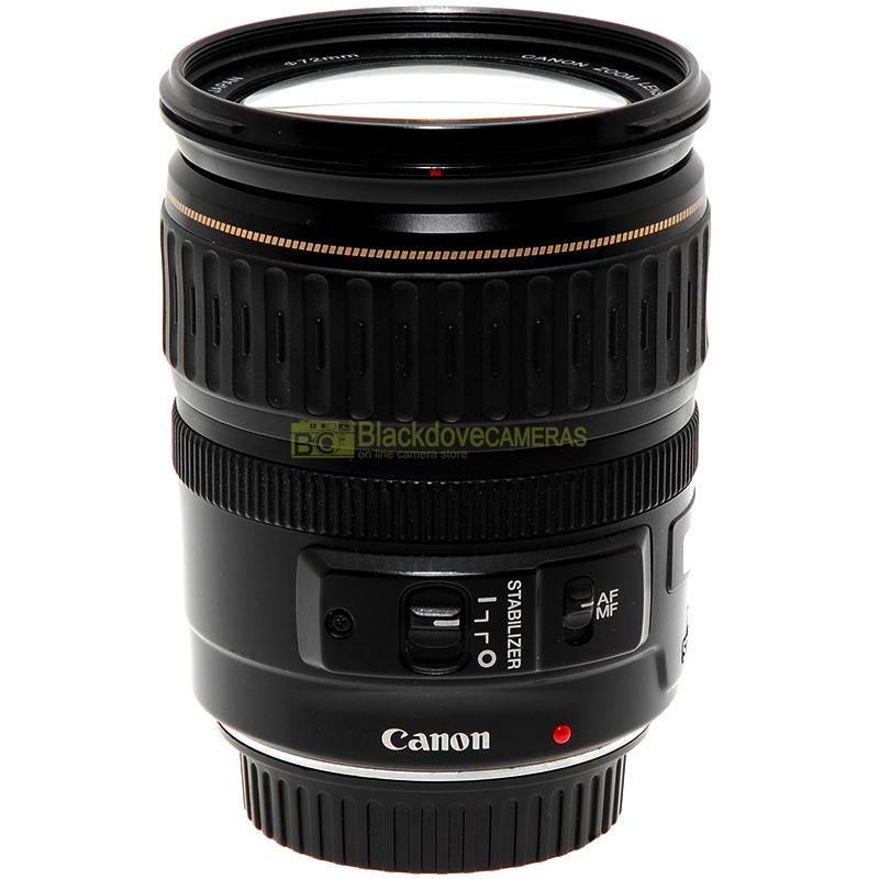 Obiettivo Canon EF 28/135 mm f3,5-5,6 USM IS Macro