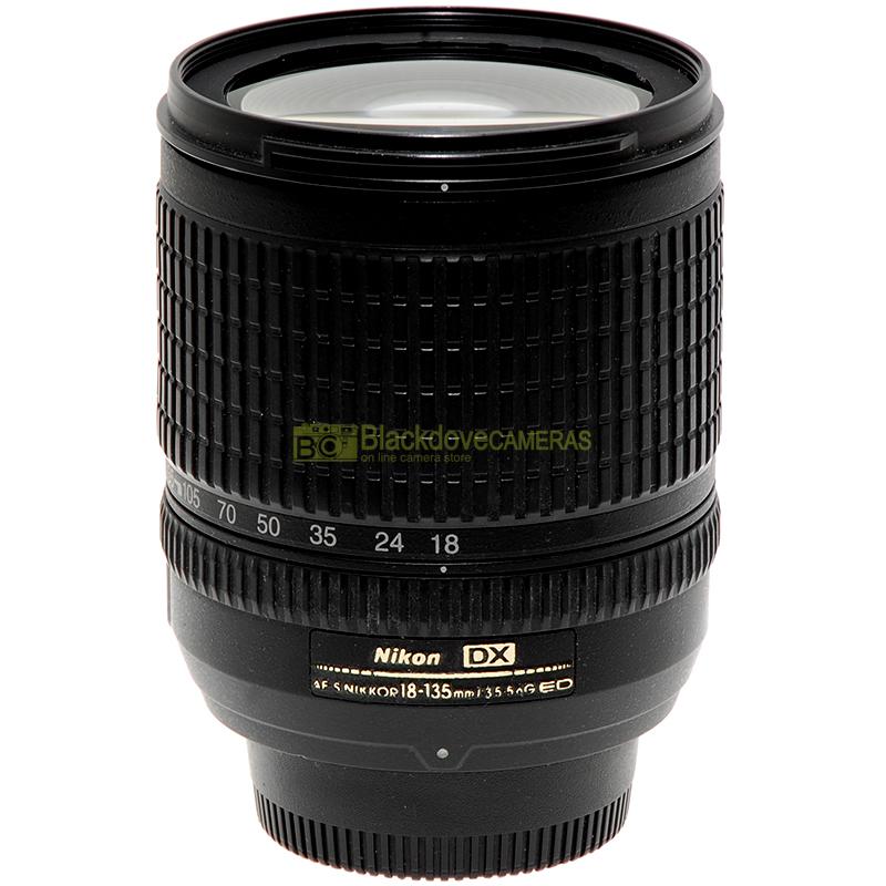 Nikon AF-S 18-135mm f/3.5-5.6 G DX