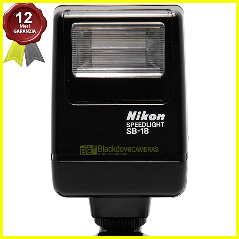 Nikon flash Speedlight SB18