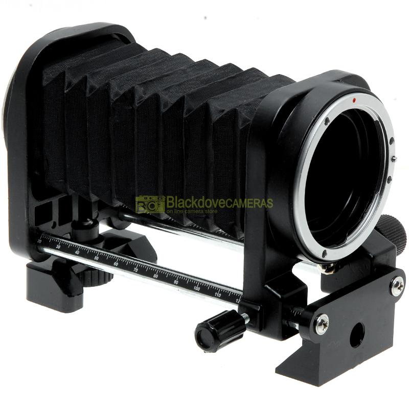 Canon EF soffietto prolunga macro per fotocamere a pellicola e digitali EOS.