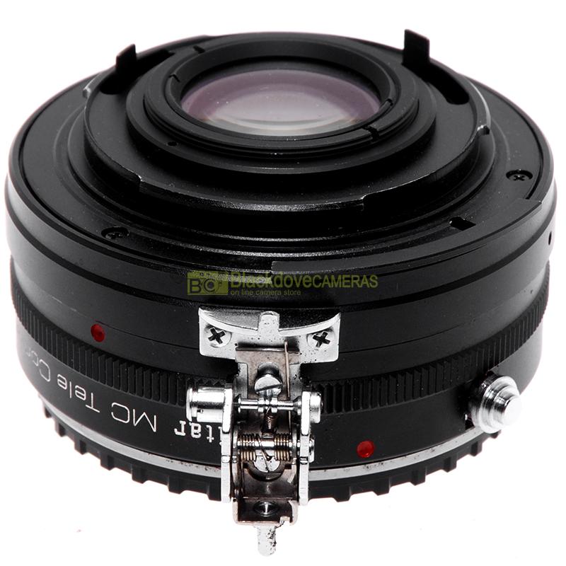 Moltiplicatore di focale Vivitar MC Tele converter 2x per obiettivi Nikon AI.