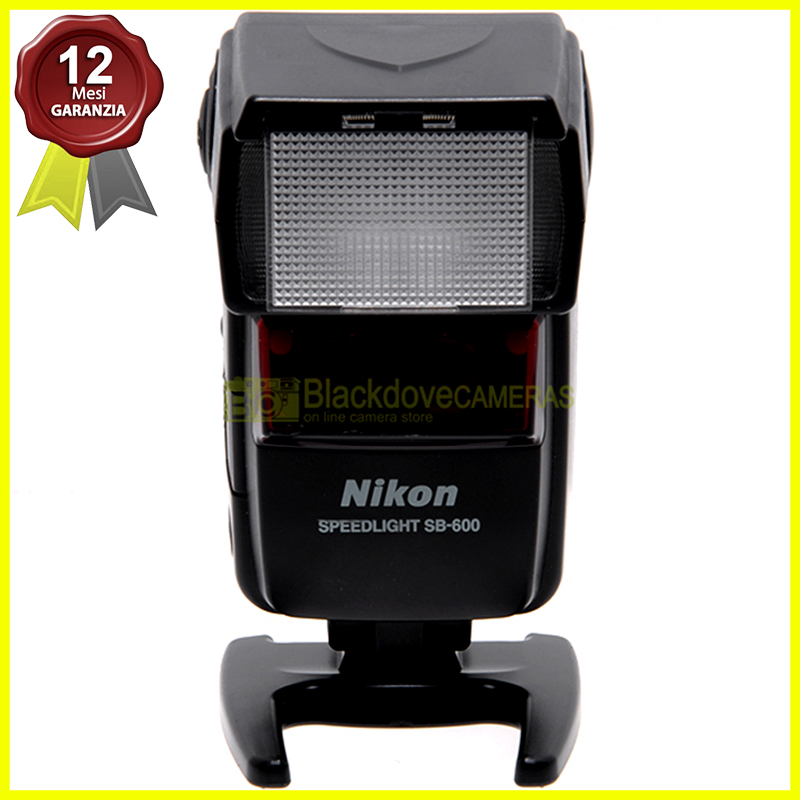 Nikon flash Speedlight SB-600 i-TTL