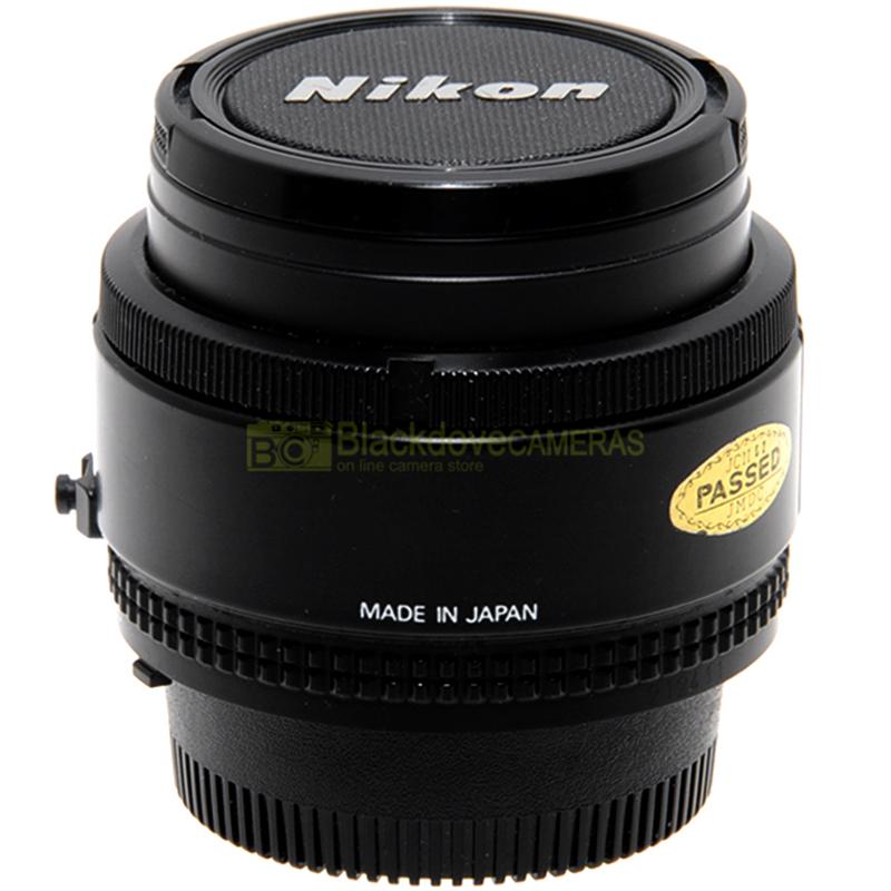 Nikon AF Nikkor 24mm. f2,8