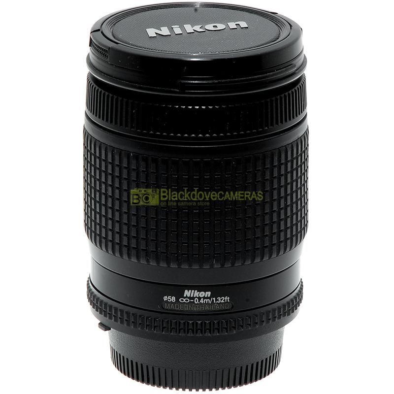 Obiettivo Nikon AF-D Nikkor 28/80mm f3,5-5,6