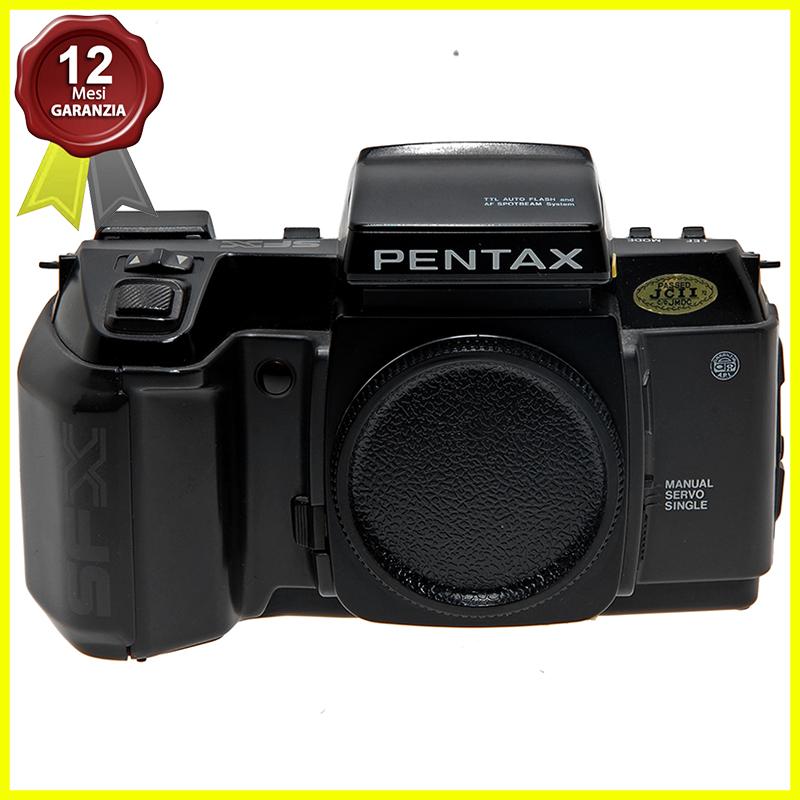 Pentax SF-X body