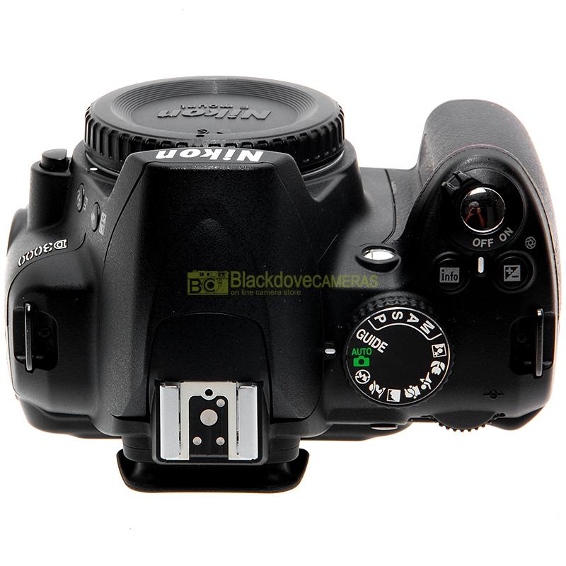 Nikon D3000 up