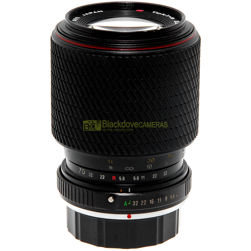 Tokina SD 70/210mm f4-5,6 front