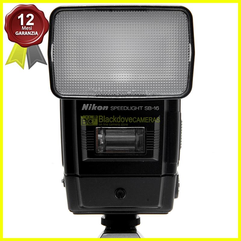 Nikon flash Speedlight SB-16