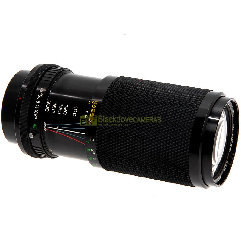 Soligor MC 80/200mm f4,5 Zoom Macro