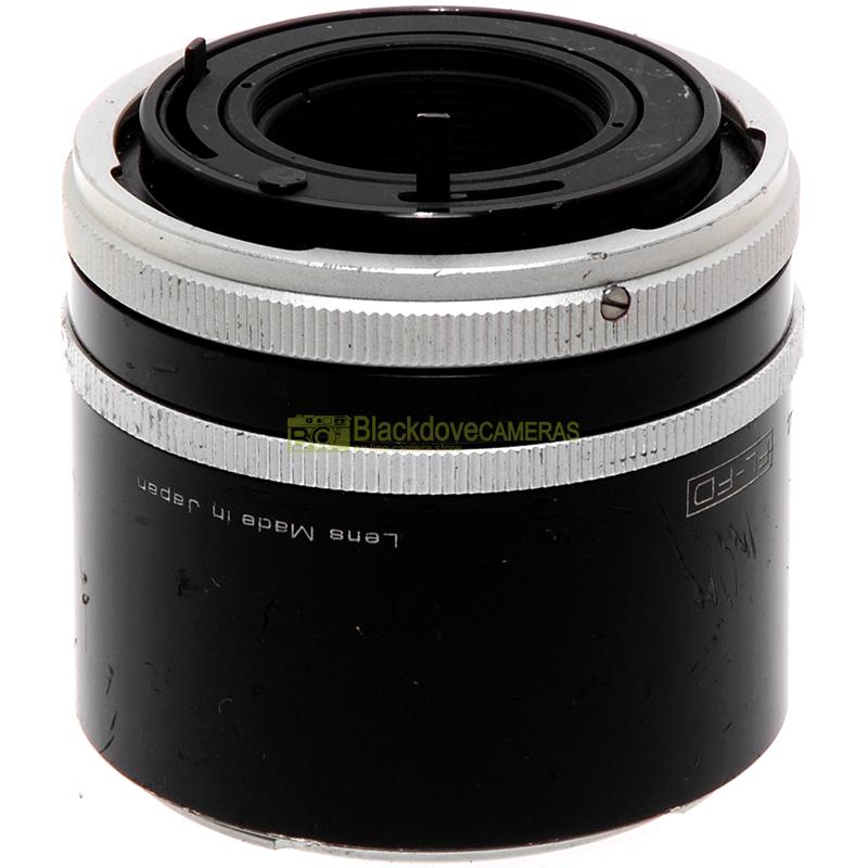 Moltiplicatore di focale 3x Vivitar per fotocamere analogiche Canon manual focus