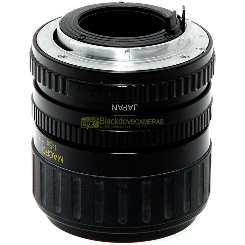 Vivitar MC 35/70mm f3,5-4,8 Macro focus obiettivo per fotocamere reflex Pentax K