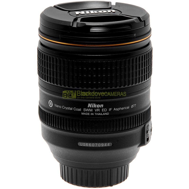 Nikon AF-S Nikkor 24/120mm f4 G ED N VR
