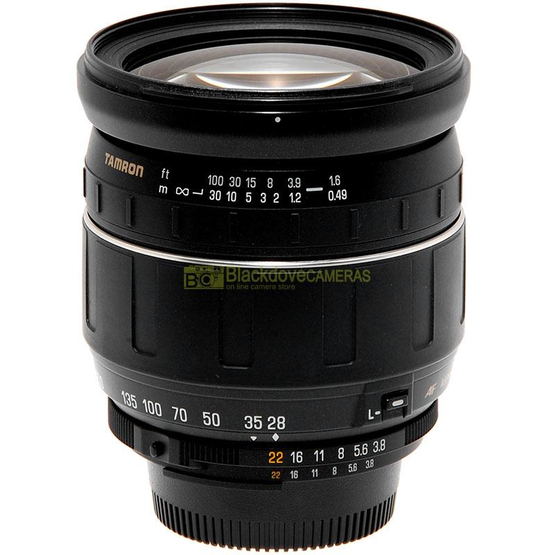 Tamron 28/200mm f3,8-5,6 Macro LD IF
