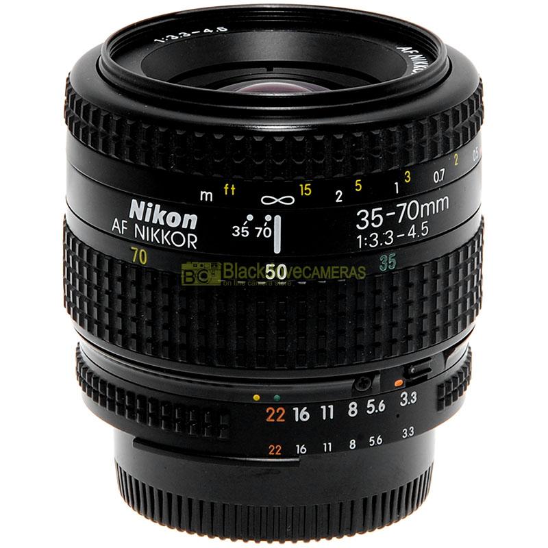Nikon AF Nikkor 35/70mm f3,3-4,5