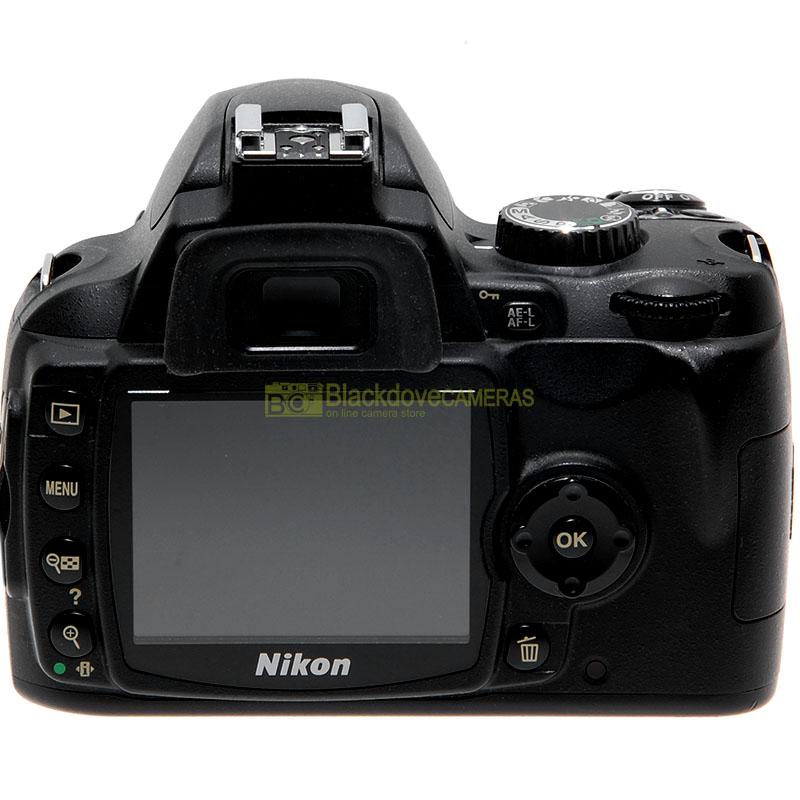 Nikon D60 body
