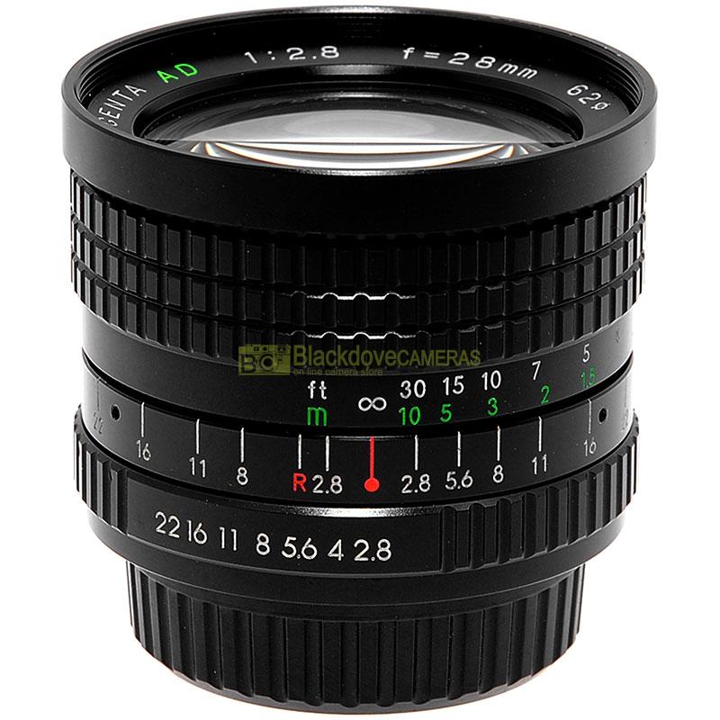 Pallas Magenta AD 28mm f2,8