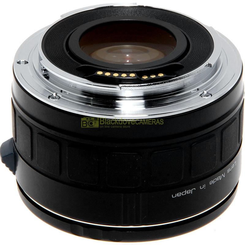 Moltiplicatore di focale Kenko Teleplus MC7 2x per obiettivi Canon EOS EF