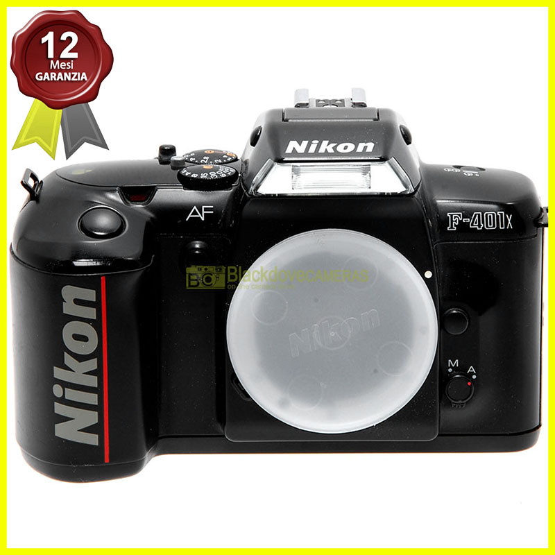Nikon F401x