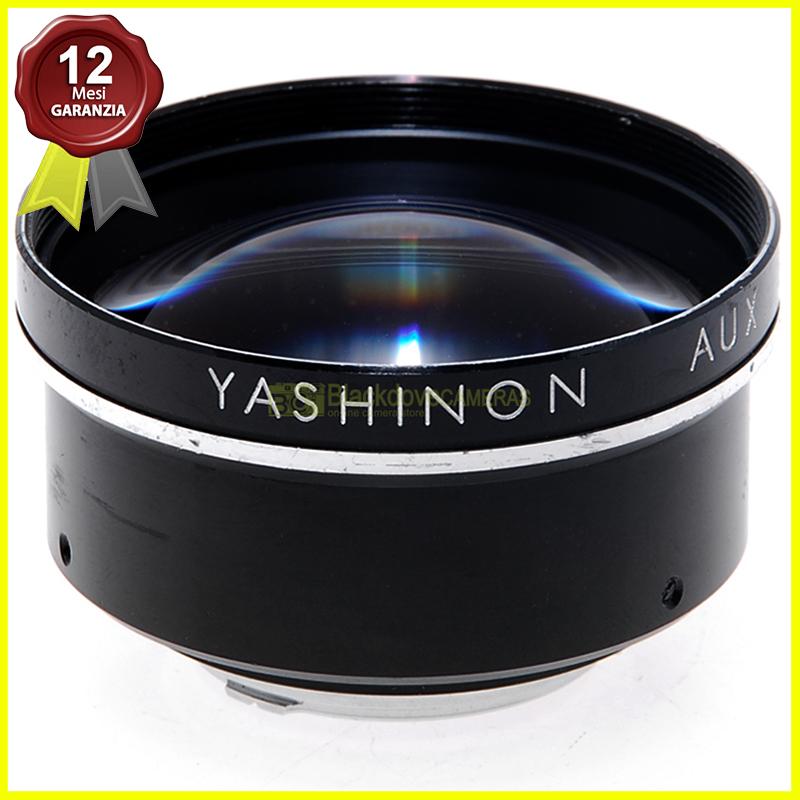 Yashica Yashinon AUX Telephoto aggiuntivo Tele per fotocamere Biottica