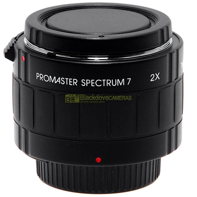 Promaster Spectrum 7 MC7 AF 2x