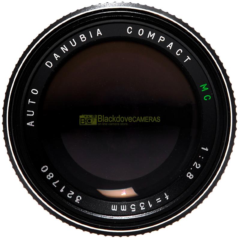 Obiettivo Danubia MC 135mm. f2,8
