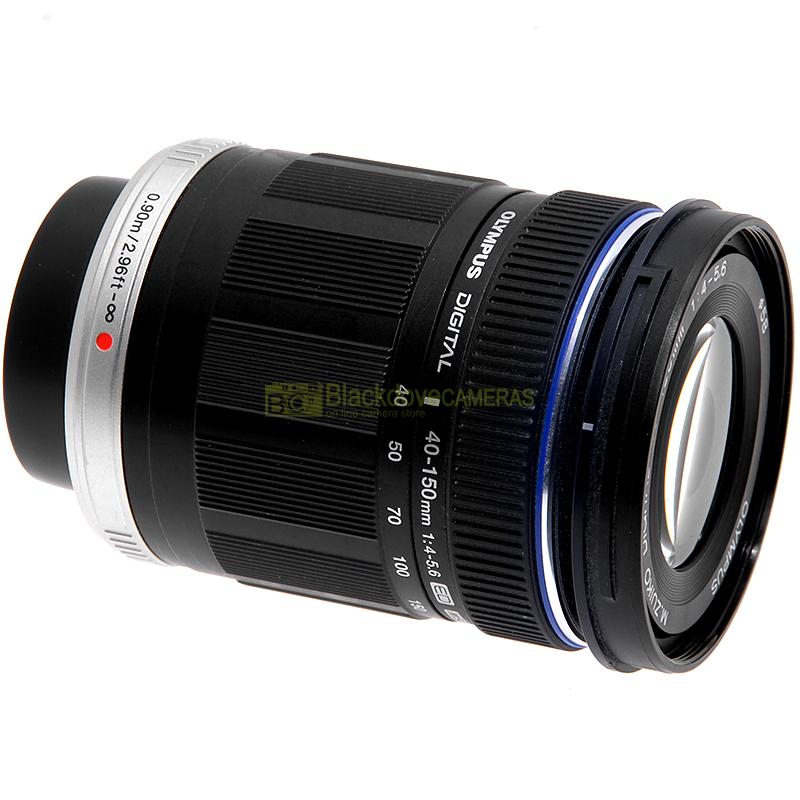 Olympus Zuiko 40/150mm f4-5,6 ED MSC nero