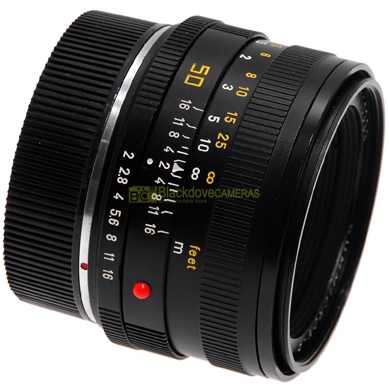 Leica Summicron R 50mm f2