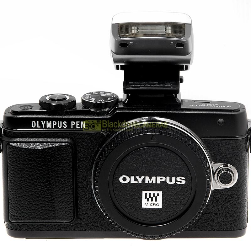 Olympus Pen E-PL7 body nera
