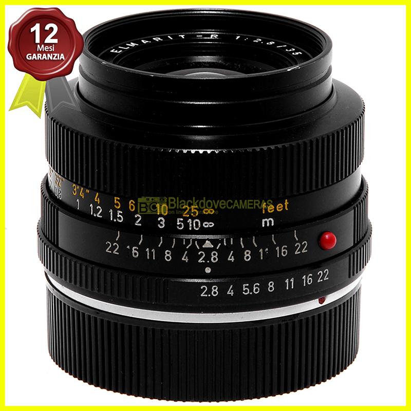 Leica Leitz Wetzlar Elmarit R 35mm f2,8
