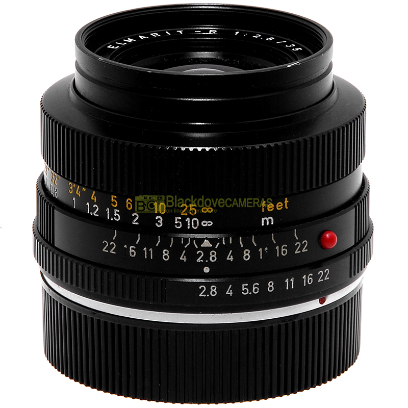 Leica Leitz Wetzlar Elmarit R 35mm f2,8 Made in Germany