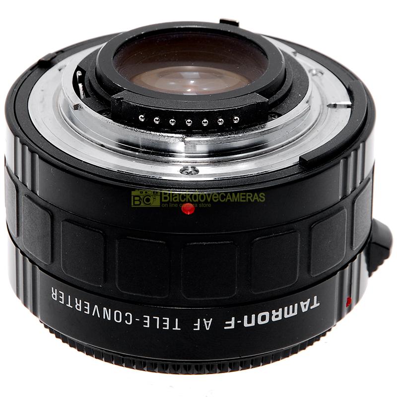 Moltiplicatore focale 2x Tamron MC7 BBAR Tele Converter per obiettivi Nikon AF