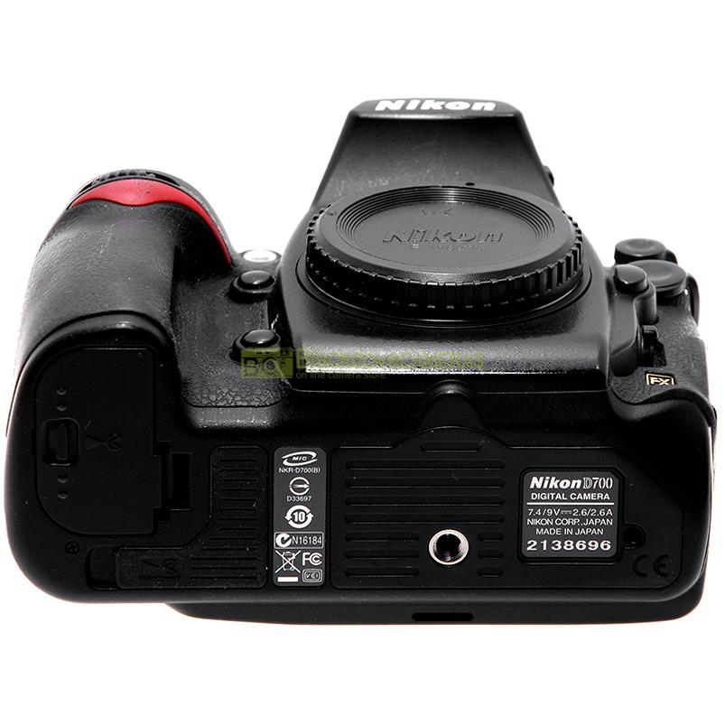 Nikon D700 fotocamera reflex digitale