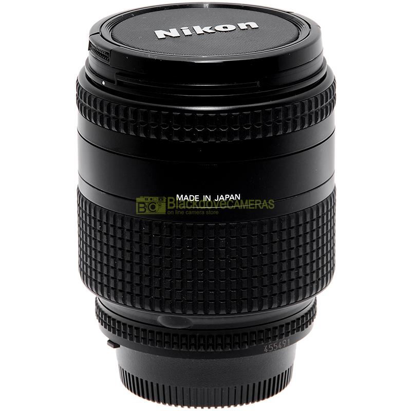 Obiettivo Nikon AF-D Nikkor 28/105mm f3,5-4,5 macro usato per fotocamere reflex