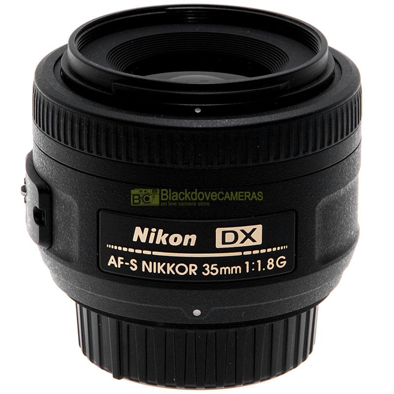 Nikon 35mm f1,8 G DX