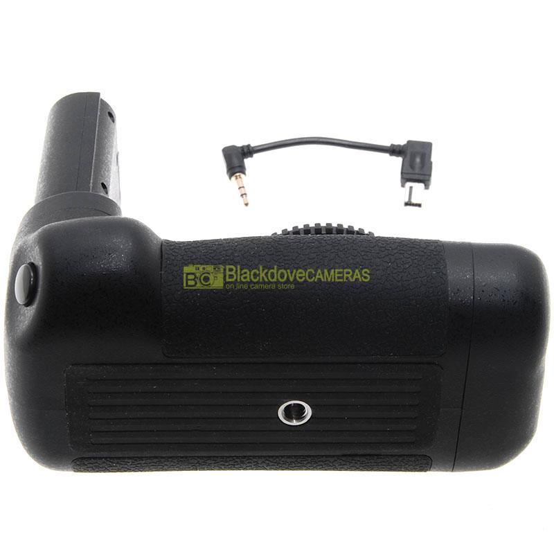 Impugnatura verticale compatibile per fotocamere Nikon D7500 Battery pack. Grip