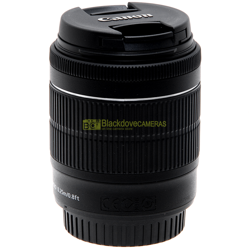 Canon EF-S 18/55 mm f3,5-5,6 IS STM
