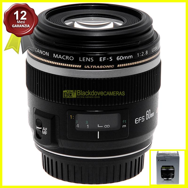 Canon EF-S 60mm f2,8Macro USM