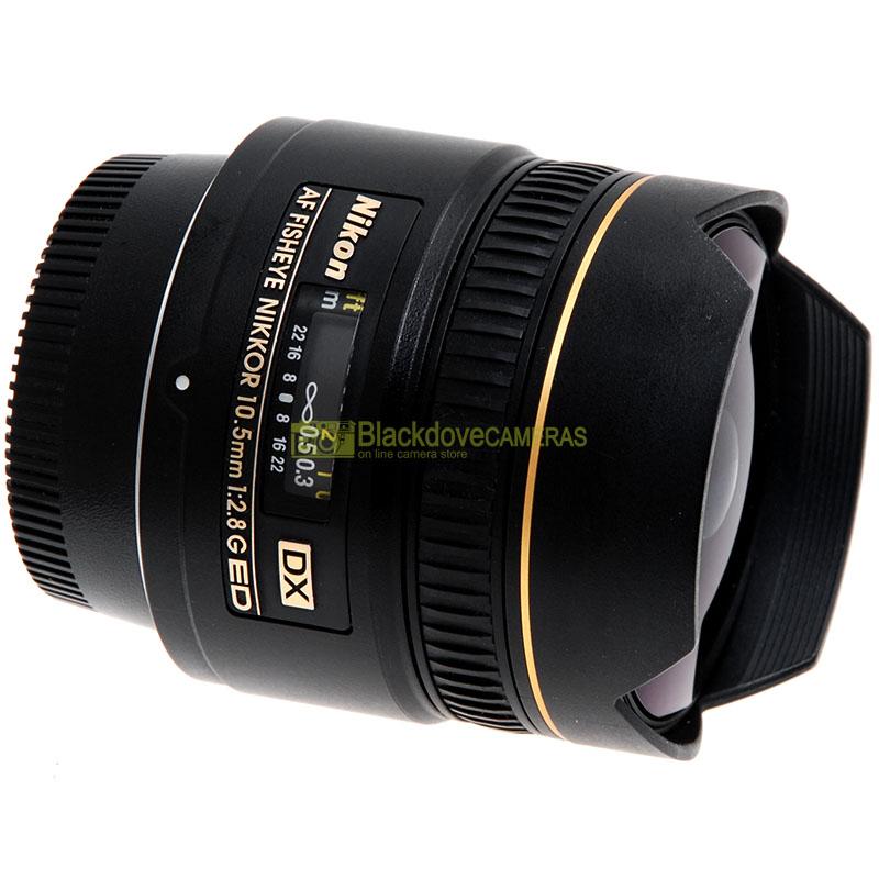 Nikon AF-S Nikkor 10,5mm f2,8 G ED DX