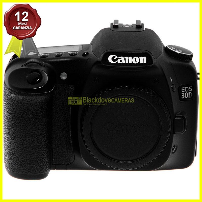 Fotocamera digitale reflex Canon EOS 30D