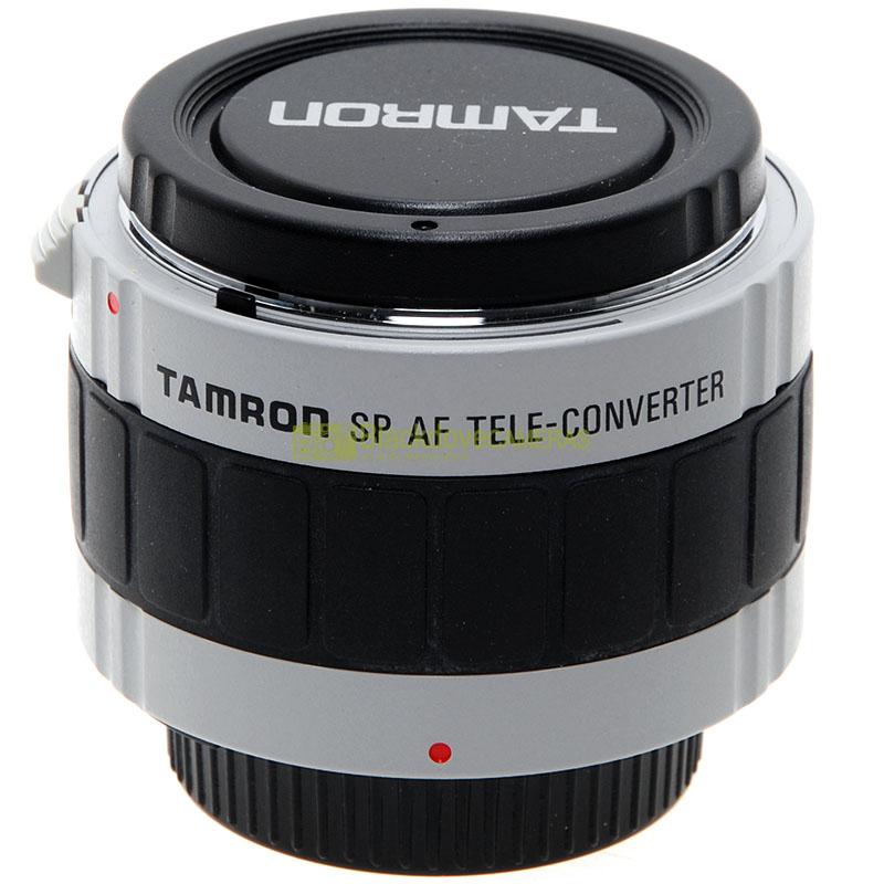 Moltiplicatore focale 2x Tamron SP AF Tele Converterper obiettivi Nikon AF AF-S