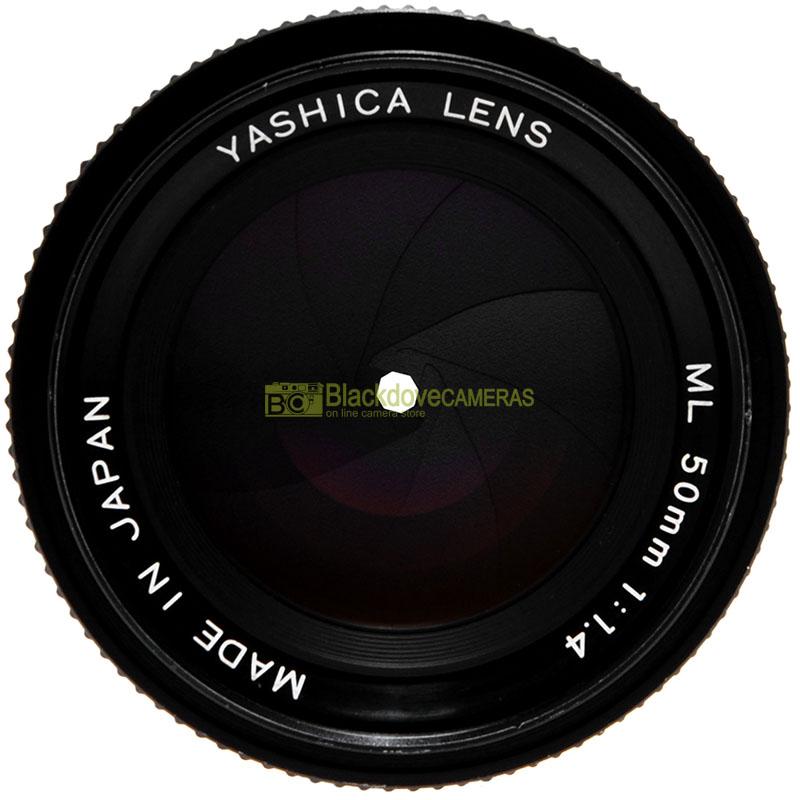 Yashica ML 50mm. f1,4
