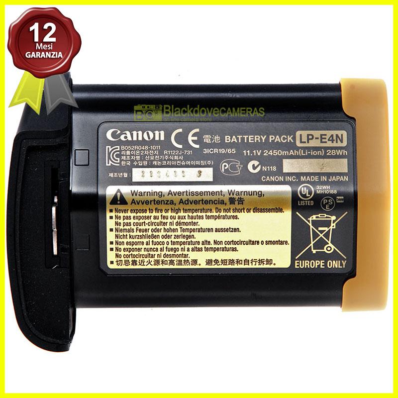 """Canon LP-E4N""="