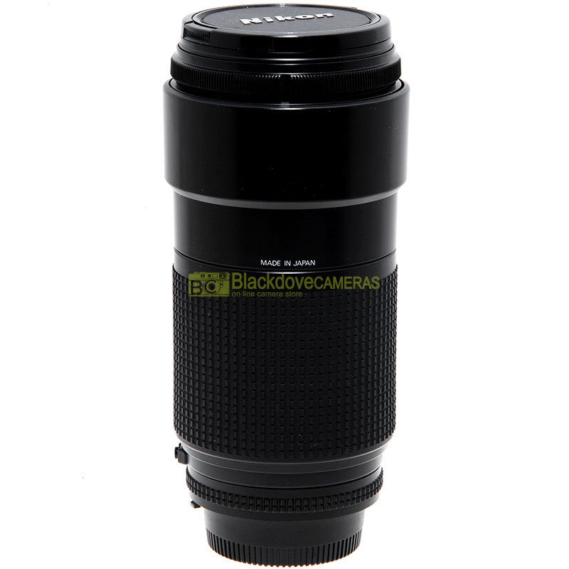 Nikon AF zoom Nikkor 70/210mm. f4