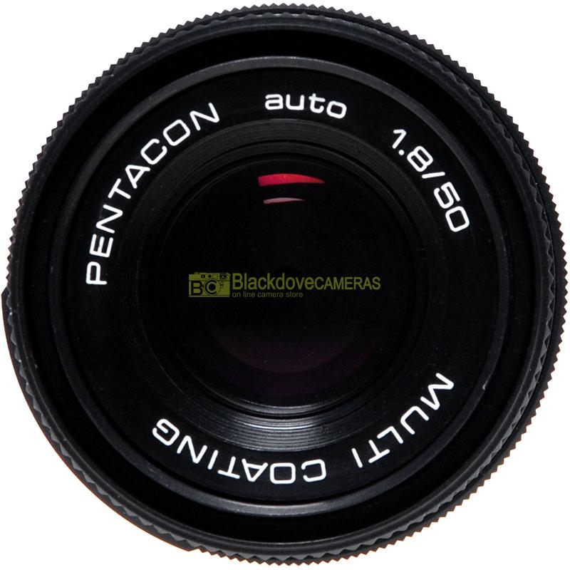 Pentacon 50mm f1,8 Auto