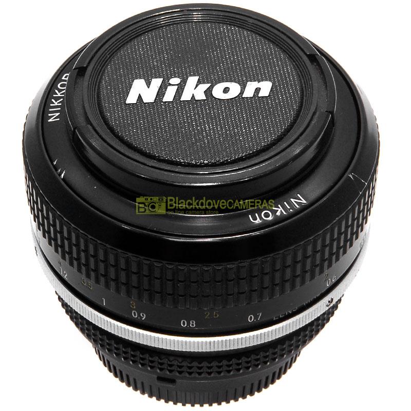 Nikon AI Nikkor 55mm f1,2