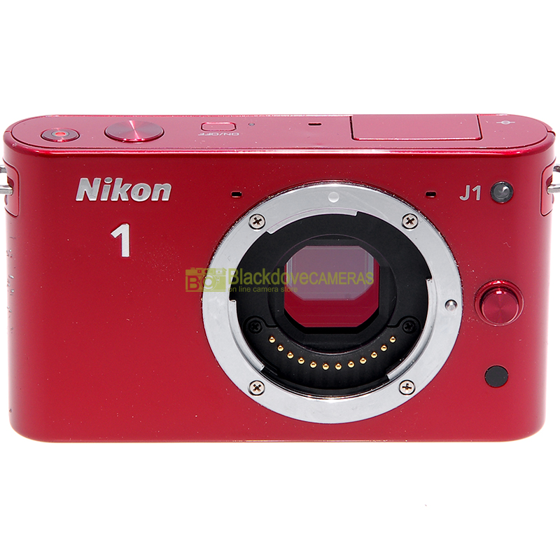 Nikon 1 J1 body