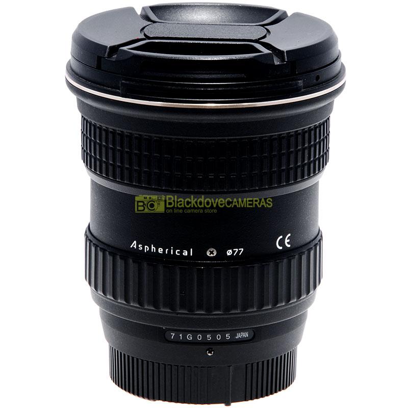 Tokina ATX Pro 12-24mm f 4 IF DX SD