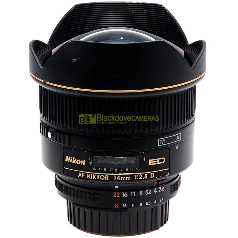 Nikon AF-D Nikkor 14mm f2,8 ED