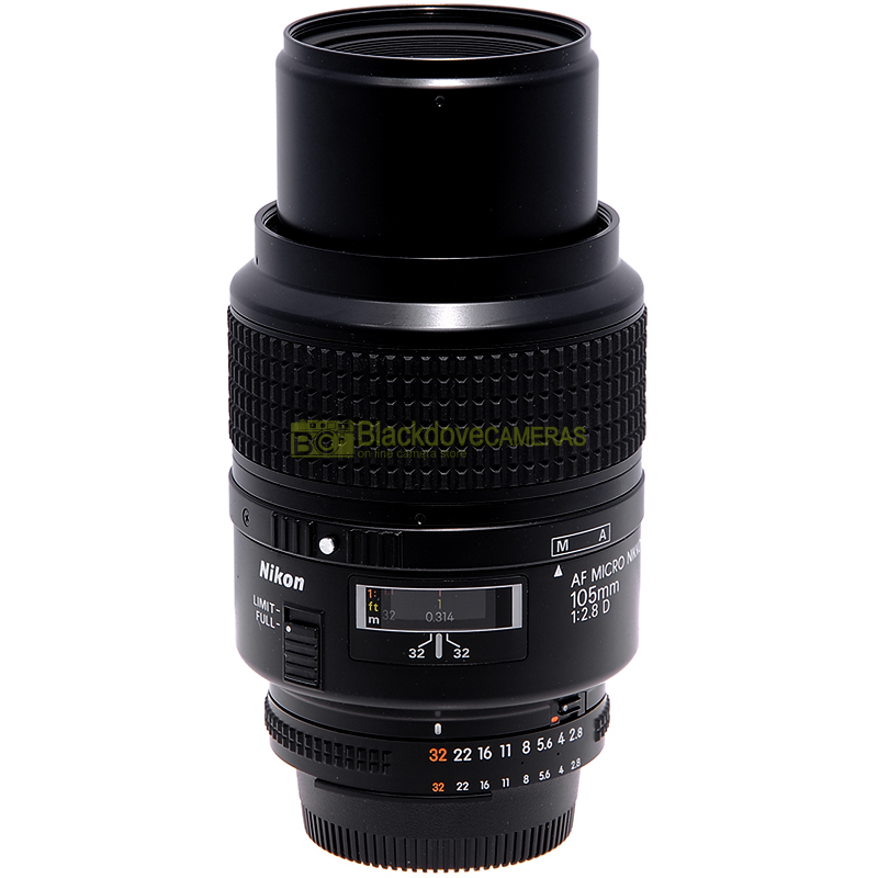 Nikon AF Micro Nikkor 105mm f2,8